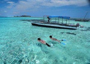 Dhow snorkeling-Zanzibar
