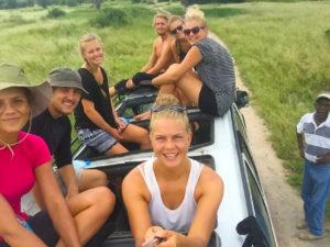 Adventure-Safari-fællesskab